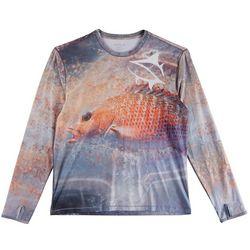 Loco Skailz Mens Wrecked Extreme Mangrove T-Shirt