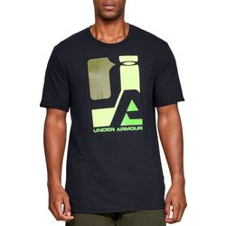 Under Armour Mens UA Mosaic Graphic T-Shirt