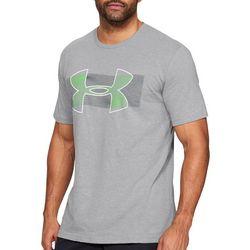 Under Armour Mens UA Mesh Logo T-Shirt