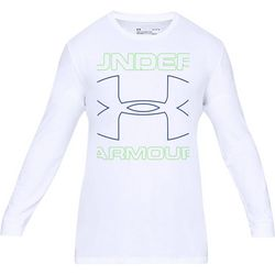 Under Armour Mens Branded Long Sleeve T-Shirt