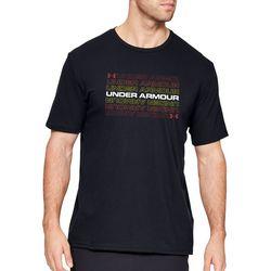 Under Armour Mens Wordmark T-Shirt