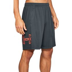 Under Armour Mens Tech UA Logo Shorts