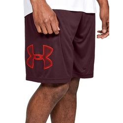 Under Armour Mens Tech UA Logo Print Shorts