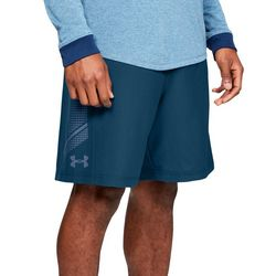 Under Armour Mens Woven UA Graphic Solid Shorts