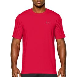 Under Armour Mens Charged Sportstyle T-Shirt
