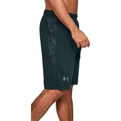 Under Armour Mens Heather Raid Shorts