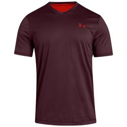 Under Armour Mens UA Tech V-Neck T-Shirt