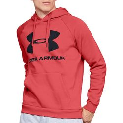 Under Armour Mens UA Rival Fleece Hoodie