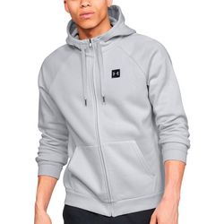 Under Armour Mens Rival Fleece Full-Zip Hoodie