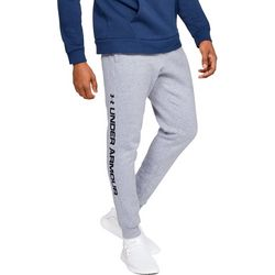 Under Armour Mens UA Rival Fleece Logo Jogger Pants