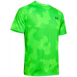 Under Armour Mens UA Tech 2.0 Digi Camo T-Shirt