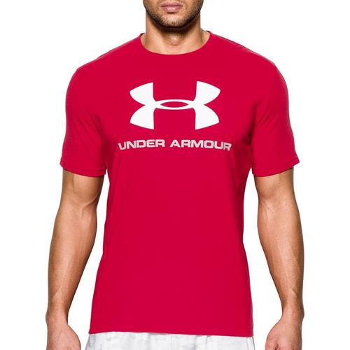 ff2d2877c Under Armour Mens Sportstyle Logo T-Shirt | Bealls Florida