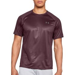 Under Armour Mens Geometric Tech T-Shirt