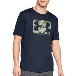 Under Armour Mens UA Boxed Logo Sportsyle T-Shirt