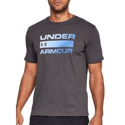 Under Armour Mens Team Issue Woodmark T-Shirt
