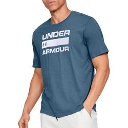 Under Armour Mens UA Team Issue Wordmark T-Shirt