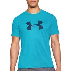 Under Armour Mens UA Big Logo Short Sleeve T-Shirt