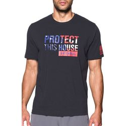 Under Armour Mens Protect This House Tech T-Shirt