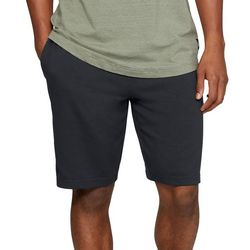 Under Armour Mens UA Rival Solid Shorts