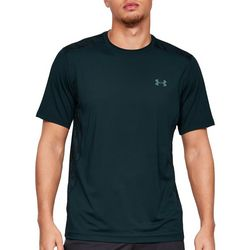 Under Armour Mens Raid Tech Short Sleeve Printed T-Shirt