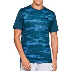 Under Armour Mens Raid Tech Short Sleeve T-Shirt