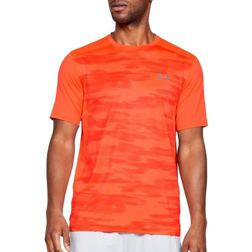 363884d08fb4 Under Armour Mens Raid Tech Short Sleeve T-Shirt
