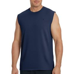 Champion Mens Jersey Muscle Tank Top