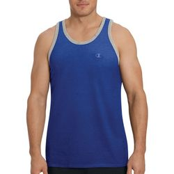 Champion Mens Classic Ringer Tank Top