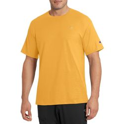 Champion Mens Classic Jersey Solid T-Shirt