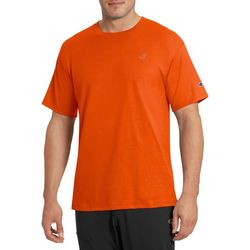 Champion Mens Jersey Cotton Solid T-Shirt