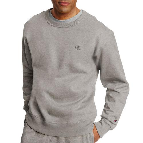 3edfc2c0194 Champion Mens Powerblend Fleece Sweatshirt