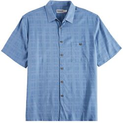 Windham Pointe Mens Plaid Print Shirt