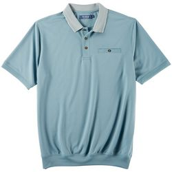 Windham Pointe Mens Banded Hem Performance Polo Shirt