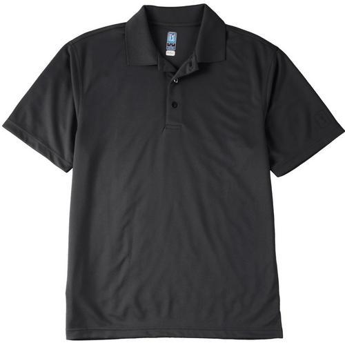 8af2d8e4a PGA TOUR Mens Airflux Solid Polo Shirt | Bealls Florida