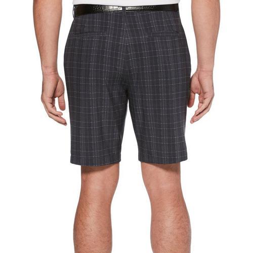 PGA TOUR Men/'s Double Pleat Short W// Active Waistband Choose SZ//Color