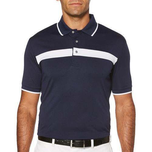 4e96dfcf3d1872 PGA TOUR Mens Golf Chest Stripe Knit Short Sleeve Polo Shirt | Bealls  Florida