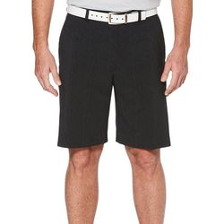 PGA TOUR Mens Hybrid Vertical Linear Shorts