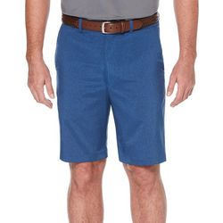 PGA TOUR Mens Heathered Tech Shorts