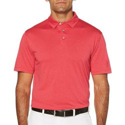 PGA TOUR Mens Big & Tall Fine Line Short Sleeve Polo Shirt
