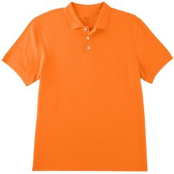 Boca Classics Mens Interlock Polo Shirt