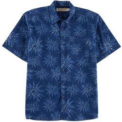 Boca Classics Islandwear Mens Floral Short Sleeve Shirt