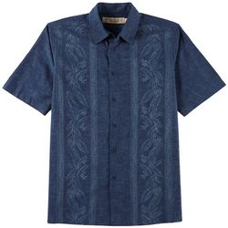 Boca Classics Islandwear Mens Tropical Panel Shirt