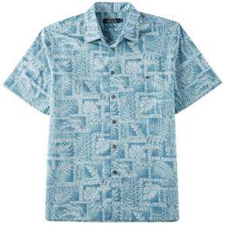 Boca Classics Mens Batik Print Shirt
