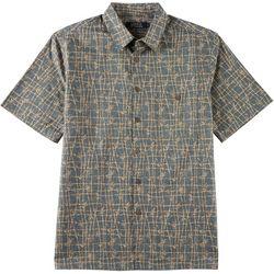 Boca Classics Mens Bamboo Button Down Shirt