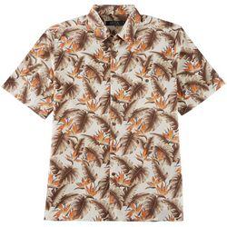 Boca Classics Mens Paradise Palms Simply Perfect Shirt