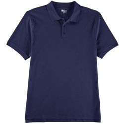 Boca Classics Mens Pima Cotton Super Soft Polo Shirt