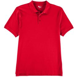 Boca Classics Mens Pima Cotton Polo Shirt