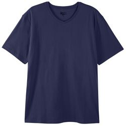 Boca Classics Mens Performance V-Neck T-Shirt