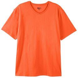 Boca Classics Mens Performance V-Neck T-Shirt