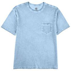 Boca Classics Islandwear Mens Washed Pocket T-Shirt